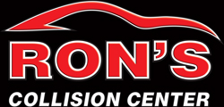 Ron's Collision Center Logo