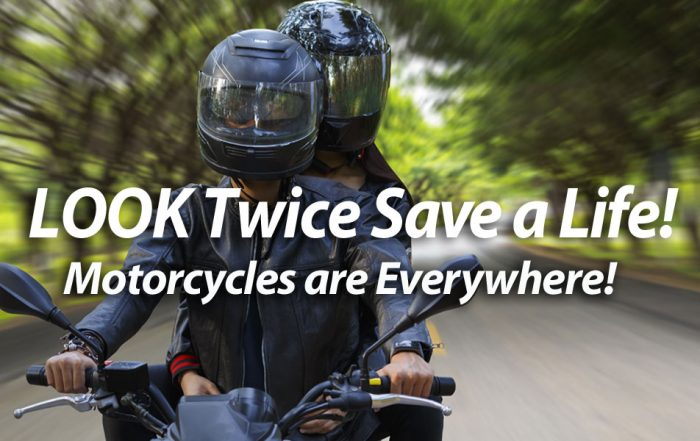 Motorcycle Safety - Look Twice, Save a Life!